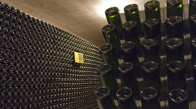 Champagne F Vauversin - Oger