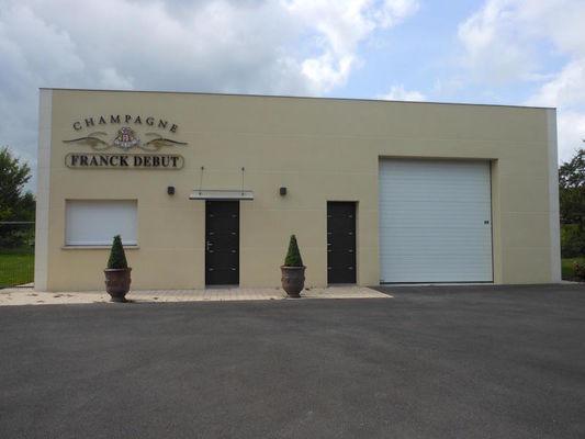 Champagne Franck Debut - Hermonville
