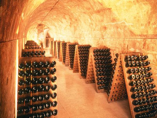 Champagne GH. Mumm - Reims