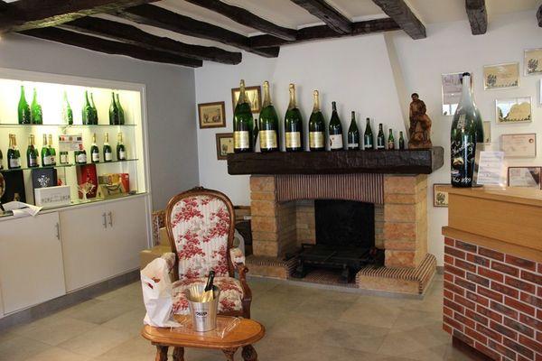 Champagne Joly - Troissy