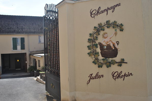 Champagne Julien Chopin - Monthelon