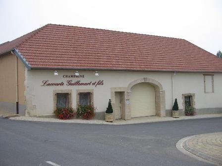 Champagne Lacourte - Ecueil