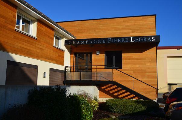Champagne Pierre Legras - Chouilly