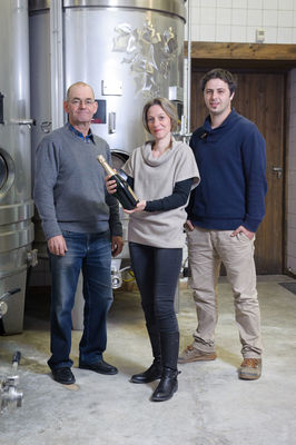 Champagne Pinard - Brigitte, Dominique & Olivier