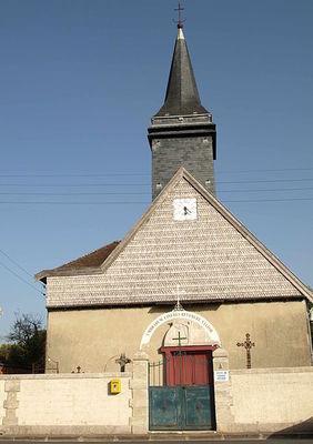 Chapelle Saint-Nicolas - Vitry-le-François