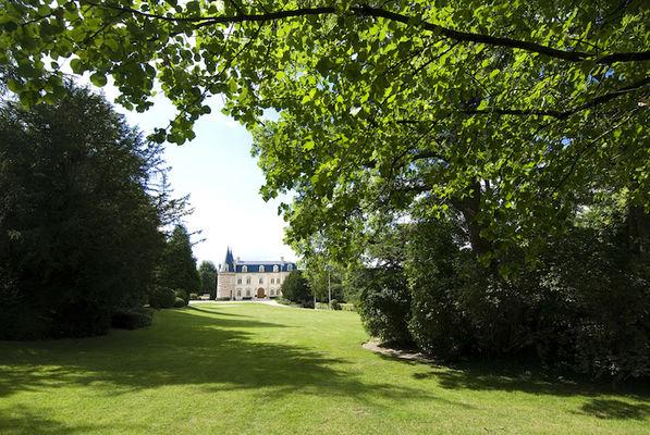 Parc du Château Comtesse Lafond - Epernay