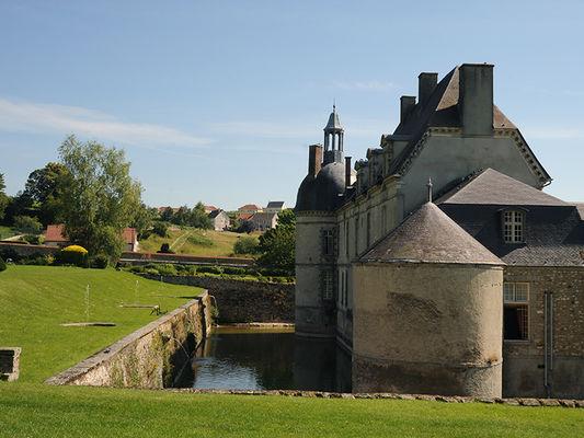 Parc du Château d'Etoges
