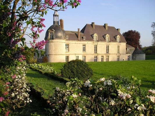 Chateau d'Etoges