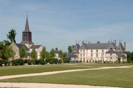 Chateau de Vitry la Ville