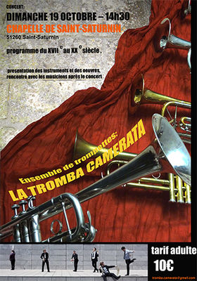 Concert St Saturnin 19 10 2014
