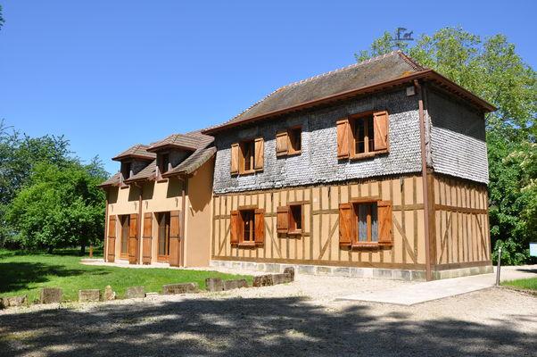 gite Les Clés d'Emeraude - ancien pavillon de chasse - Outines - Lac du Der