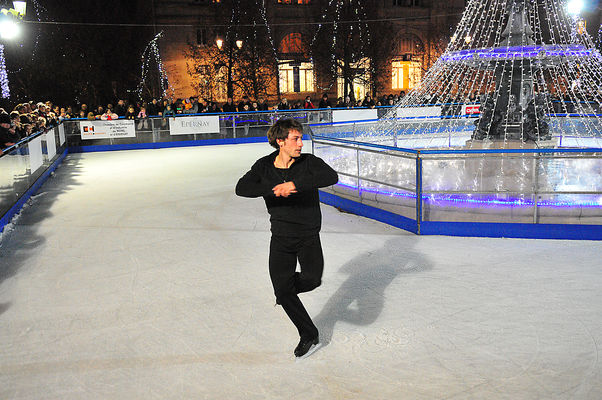 Patinoire Epernay