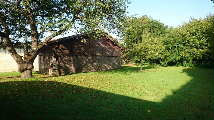 La Ferme du Bocage - Côté jardin - Lac du Der