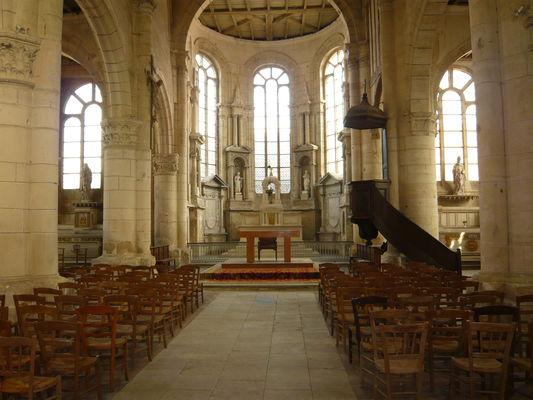 Eglise Notre-Dame de Châtillon