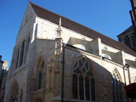 Eglise Saint Alpin - Châlons-en-Champagne