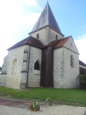 Eglise Saint-Louvent - Pocancy