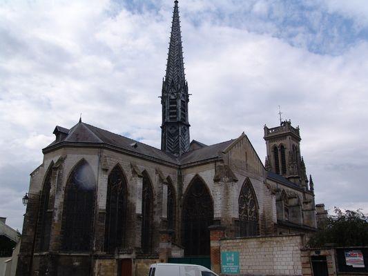 Eglise Saint-Loup - Châlons-en-Champagne