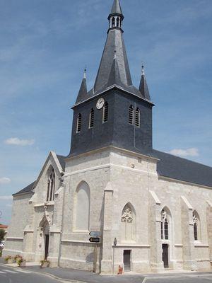 Eglise Saint-Memmie - Bergères-les-Vertus
