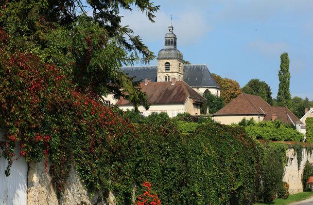 Eglise d'Hautvillers