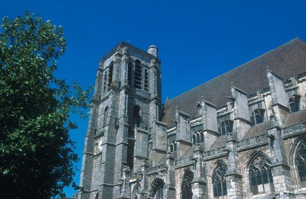Eglise - Sézanne
