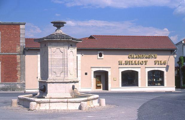 Champagne H. Billiot & Fils - Ambonnay