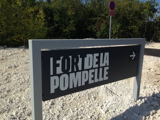 Fort de la Pompelle - Reims