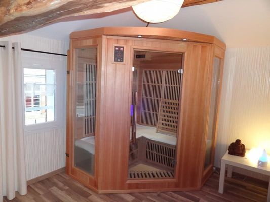 A l'Acouet - Sauna