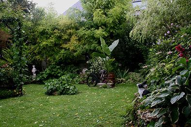 Jardin Mme Georgette EVRARD