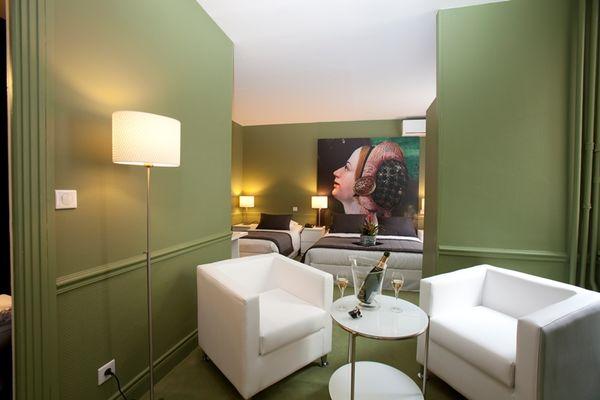 Hotel Cecyl - Reims (15)