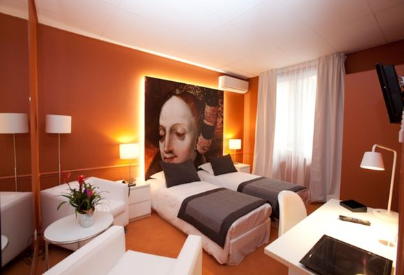 Hotel Cecyl - Reims (18)