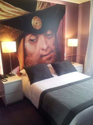Hotel Cecyl - Reims (1)