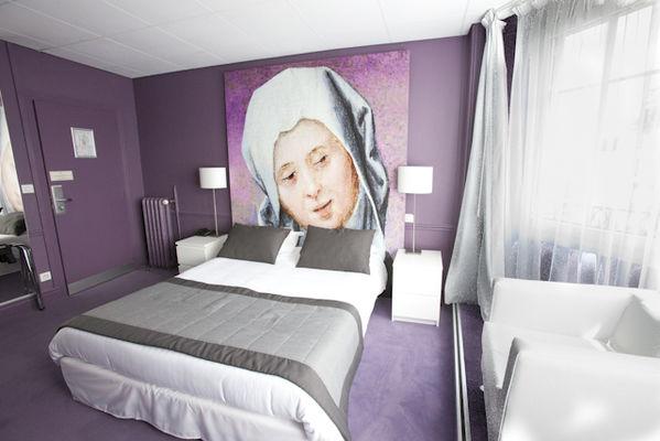 Hôtel Cecyl - Reims