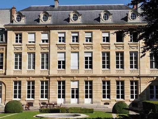 Hôtel Ponsardin - Reims