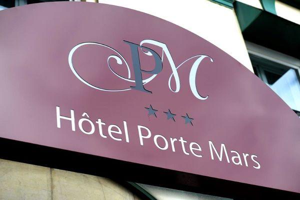 Hotel Porte de Marne - Reims (1)