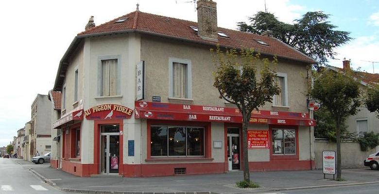 """Hôtel-Restaurant """"Au Pigeon Fidèle"""" - Reims"""