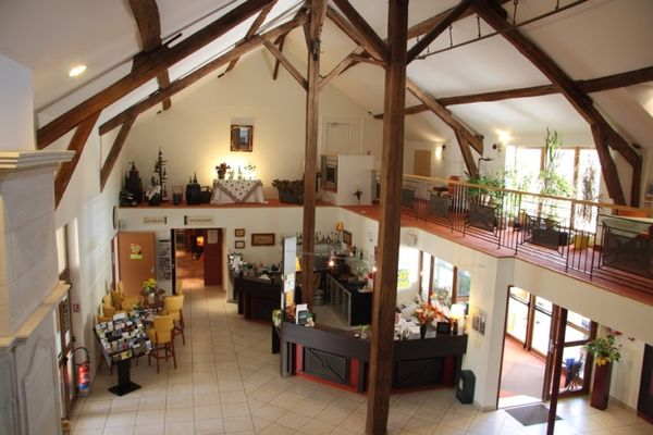 L'Auberge des Moissons - Matougues