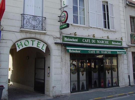 """Hôtel du """"Marché"""" - Dormans"""