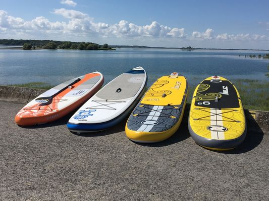 Paddle - Nomad Ride