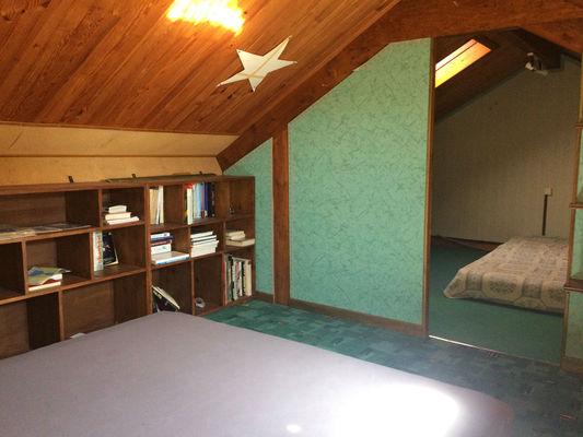 Chambre2 - Le Chalet de Marie-Jo - Lac du Der