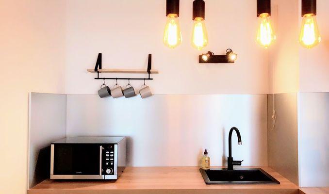 Design&Indus Sweet Loft - Appartement - 5