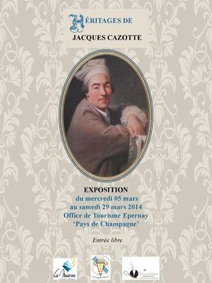 Jacques Cazotte affiche