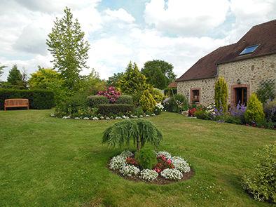 Jardin M. et Mme Jacques et Colette PROVENCE