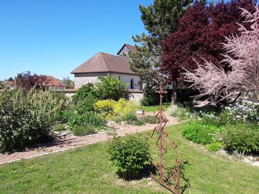 Jardin des Plantes Textiles et Tinctoriales-Haussimont