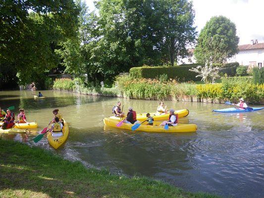 Kayak Canoë Argonnais - Sainte-Menehould