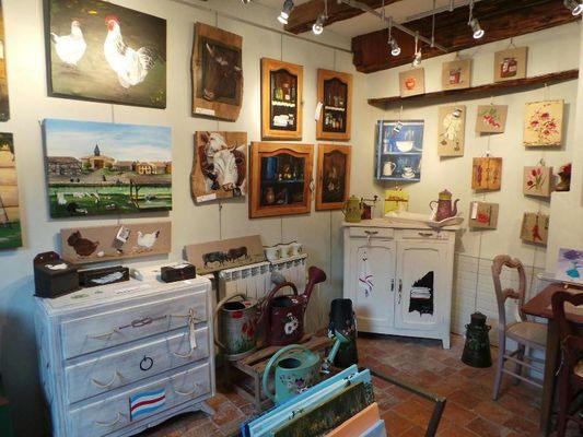 L'Atelier d'Hélène - La Neuville-aux-Bois