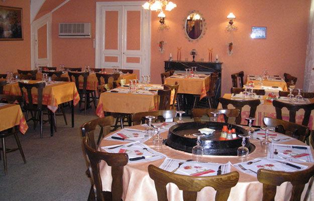 L Esperance Restaurant A Tours Sur Marne