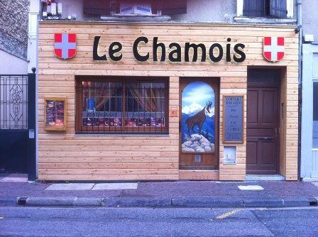 Le Chamois - Reims