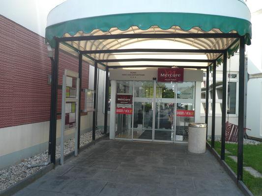 Mercure Parc des expositions