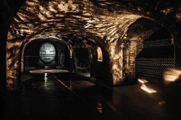 Galerie Impériale - Caves Moët & Chandon
