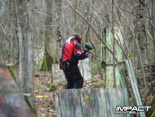 Impact PaintBall - Giffaumont Champaubert